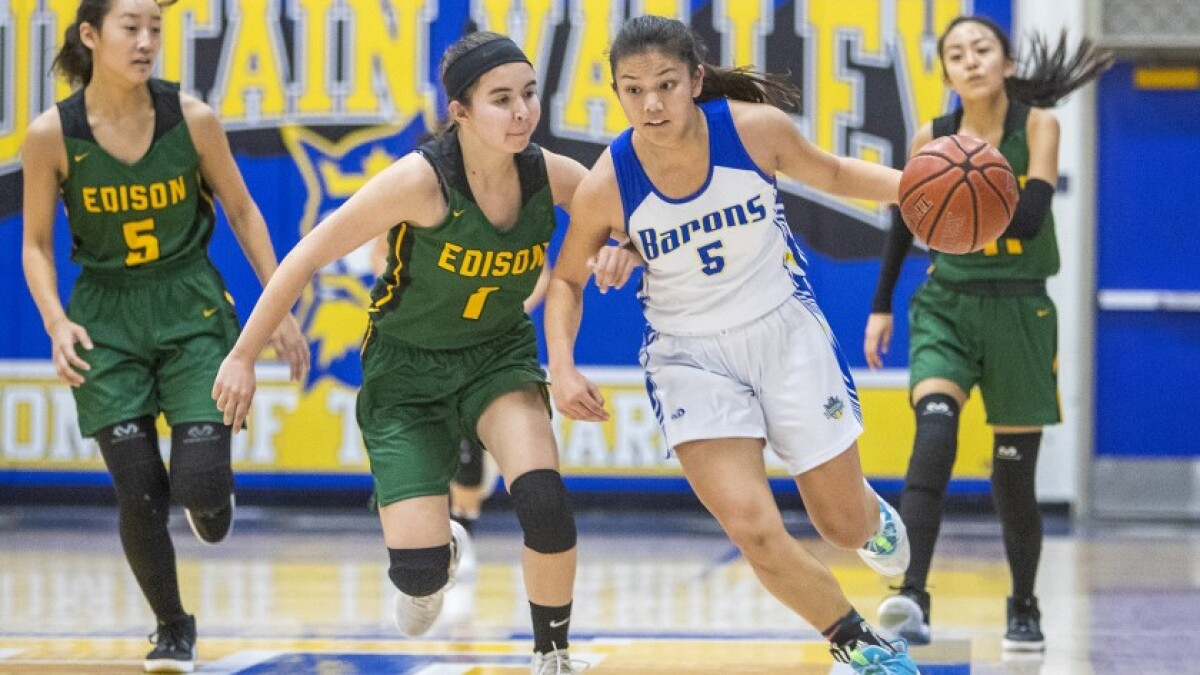 Orange County All Star High School Basketball Games Canceled Due To Coronavirus Los Angeles Times