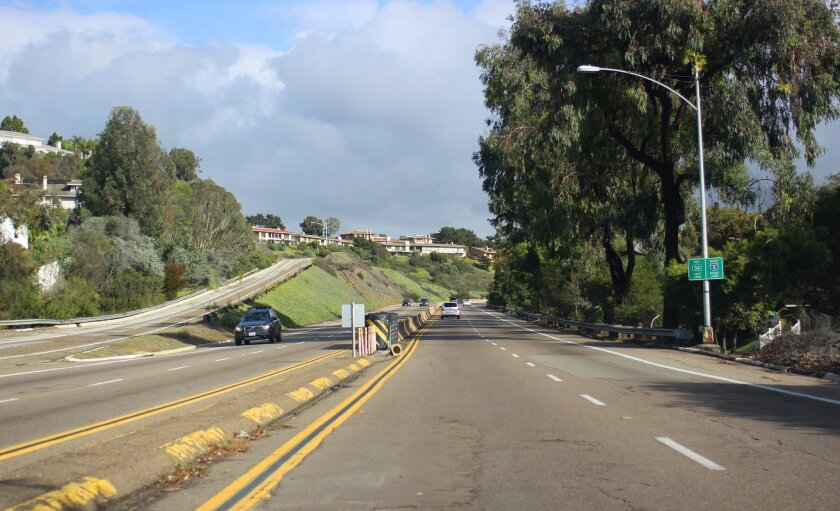 With thousands of commuters driving through the narrow La Jolla parkway, each day, it easily becomes a repository for trash, litter and debris.