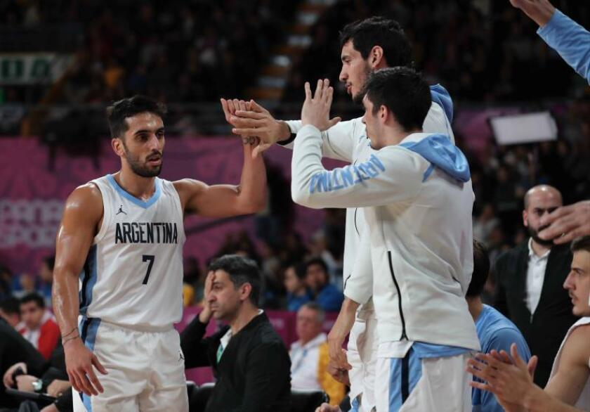 112-75. Los adultos mandan: Argentina soberbia finalista tras destrozar a EEUU