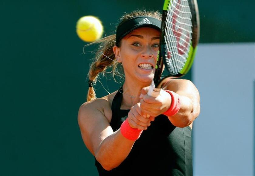 La tenista española Paula Badosa. EFE/Archivo
