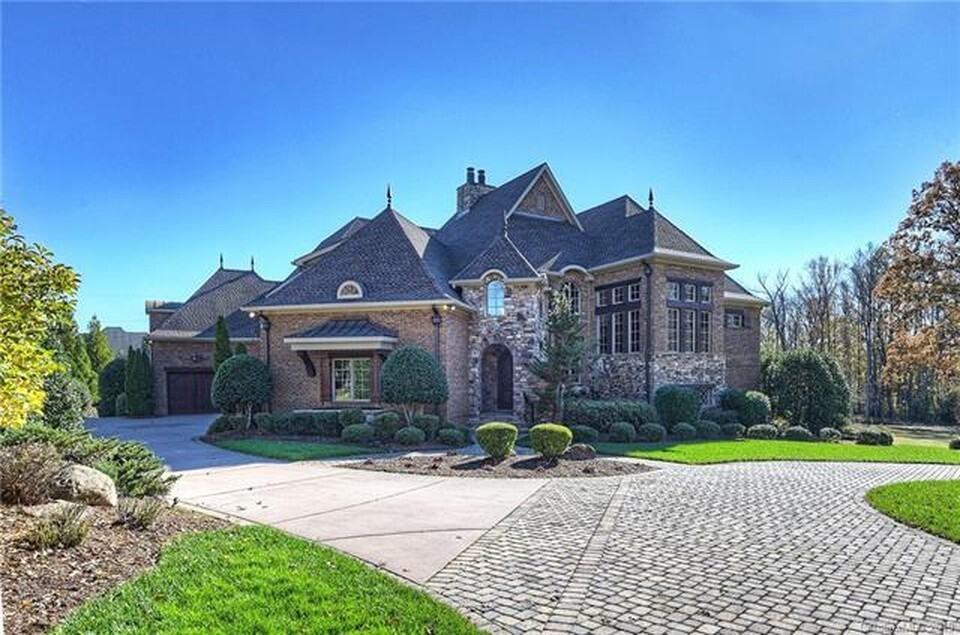 Stephen Curry's North Carolina home | Hot Property