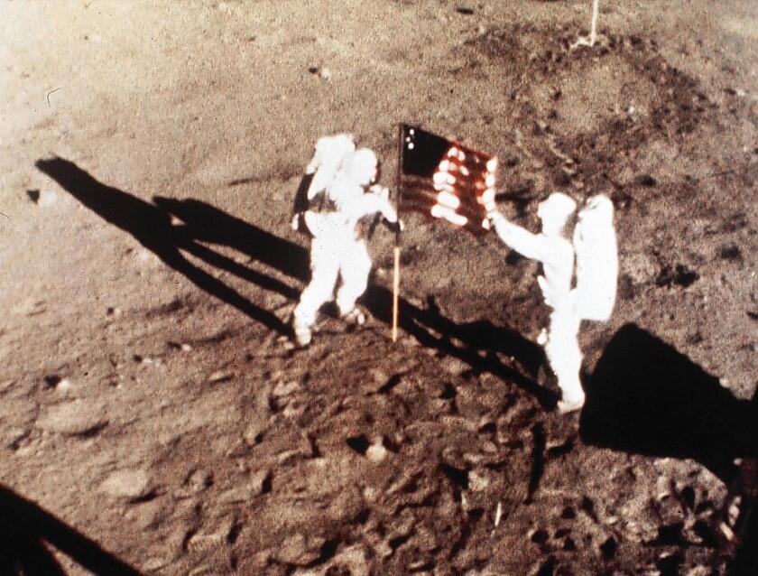 Apollo Lunar Landing Sites National Historical Park