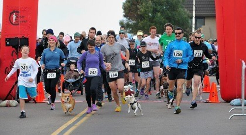 The Puppy Love 5K Run/Walk