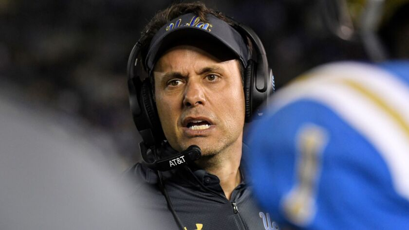 Jedd Fisch is leaving the Rams for a job with the New England Patriots.
