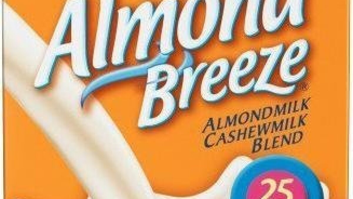 New milk is blend of almonds, cashews - The San Diego Union