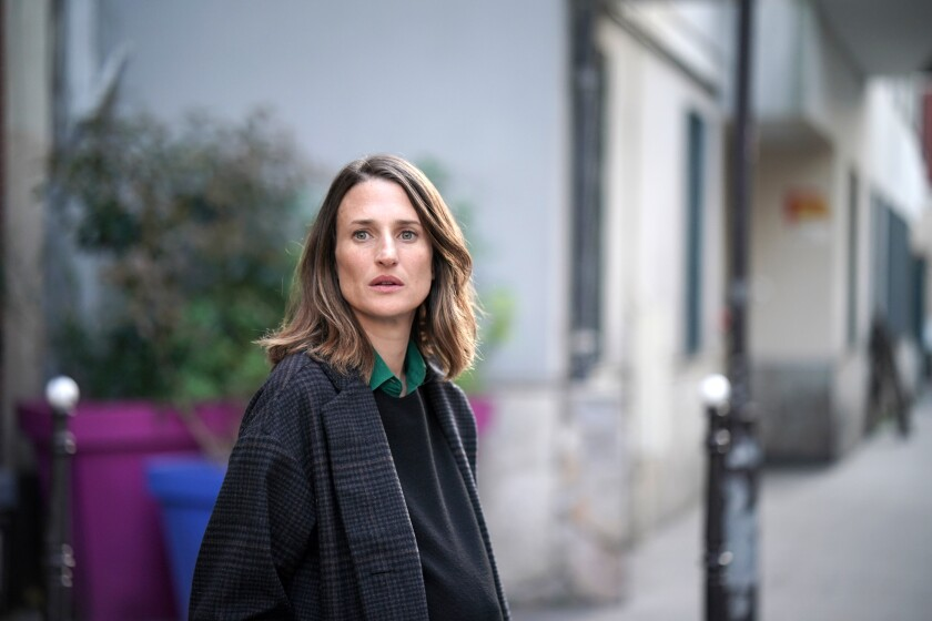"""Camille Cottin plays an actor's agent in the Netflix series """"Call My Agent."""""""