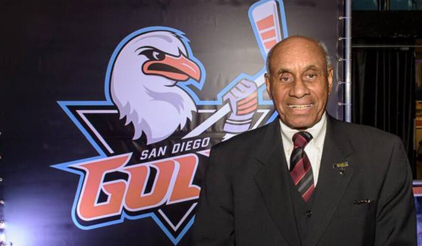 Willie O'Ree will be honored by the Gulls a day after his 80th birthday.