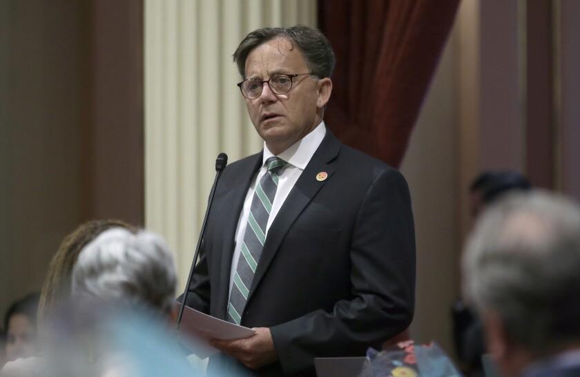 State Sen. Josh Newman, D-Fullerton
