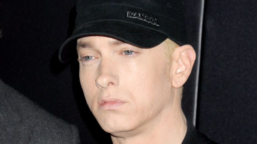 Eminem rips Donald Trump in freestyle rap during BET Hip Hop Awards