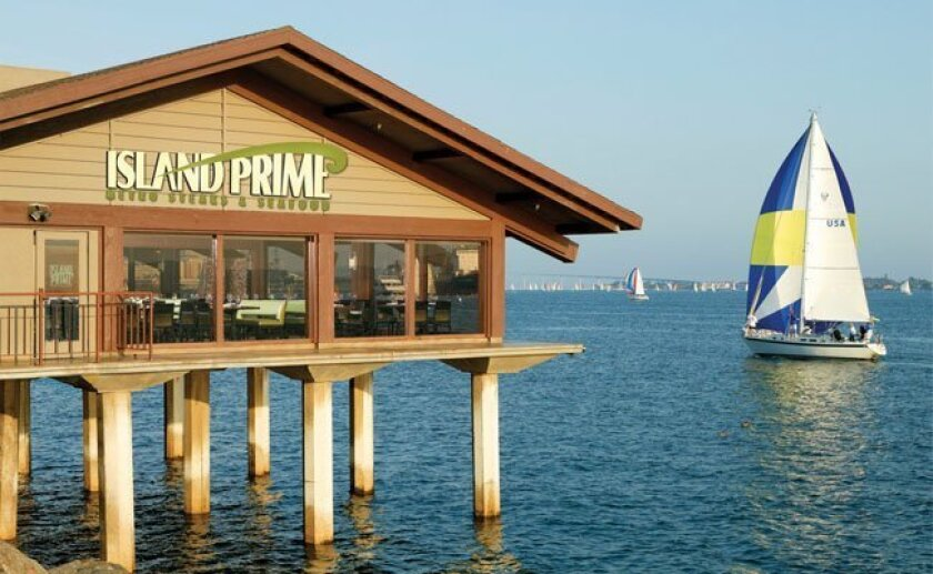 Island Prime and C Level, a combo from the Cohn Restaurant Group.