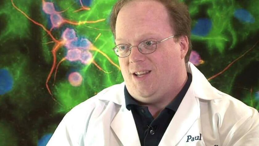 Stem cell researcher Paul Knoepfler has often warned of unregulated stem cell treatments.