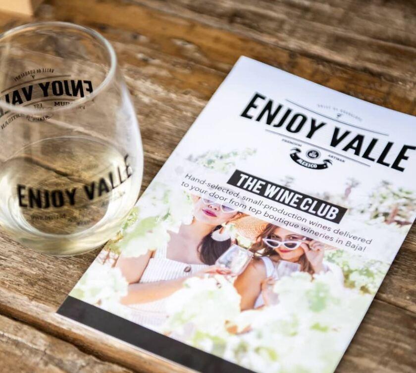 Enjoy Valle Wine Club