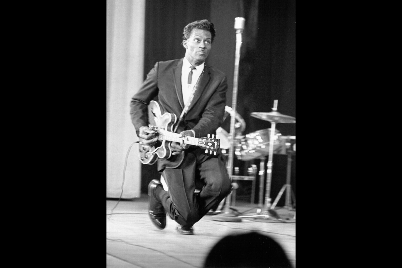 Chuck Berry was a master of detail whose music defined a genre - Los