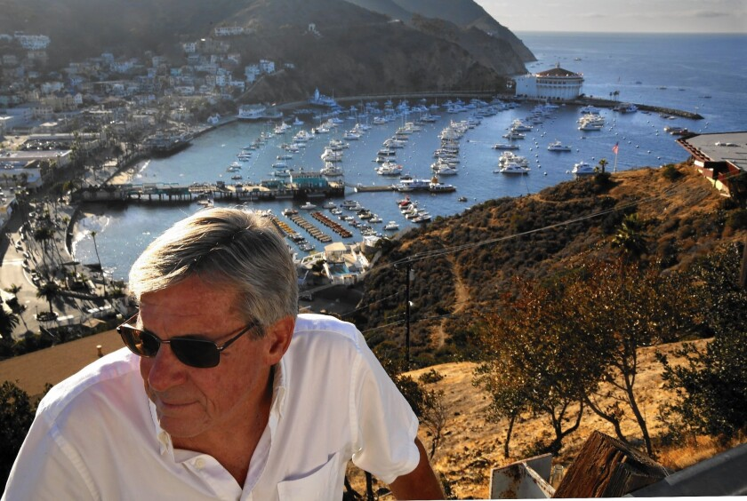 Santa Catalina Island freight contract is challenged