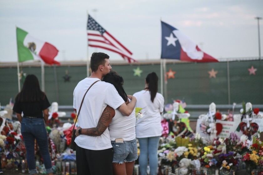 El Paso shooting suspect pleads not guilty as victims and families watch