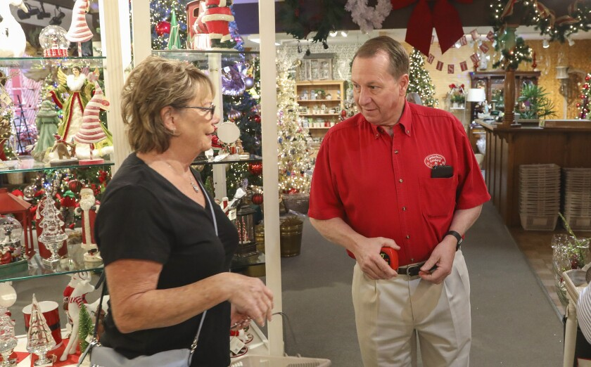 Is Safe To Travel To San Diego Ca For Christmas 2020? Famed Christmas store, Canterbury Gardens, closing after 36 years