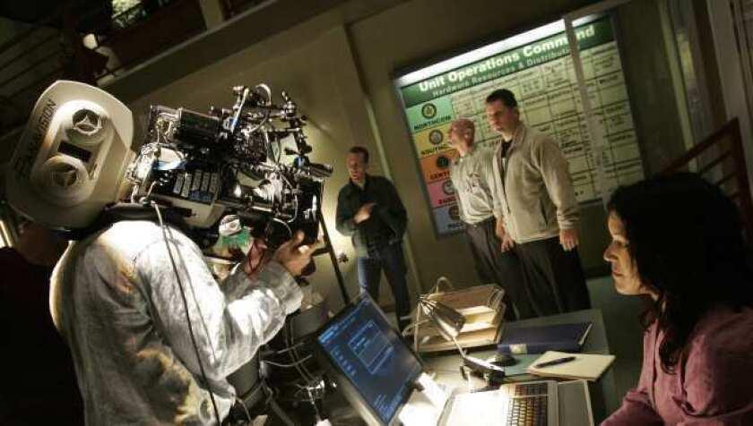 Santa Clarita gets $21-million economic boost from filming