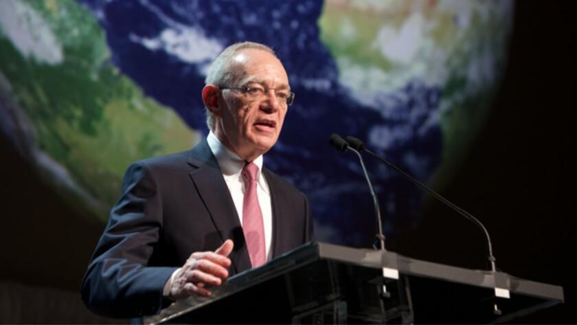 MIT President Rafael Reif