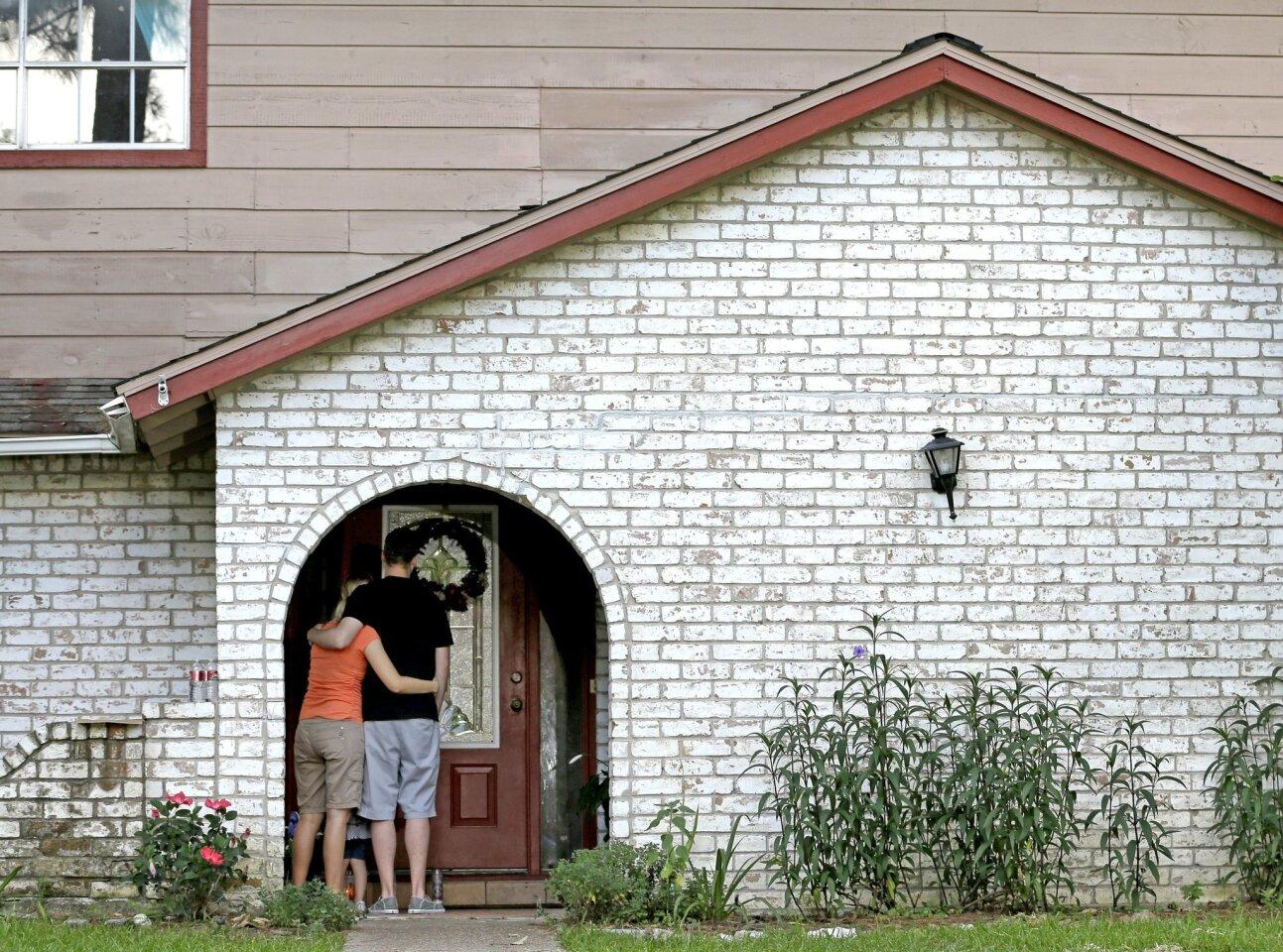 Texas family slain