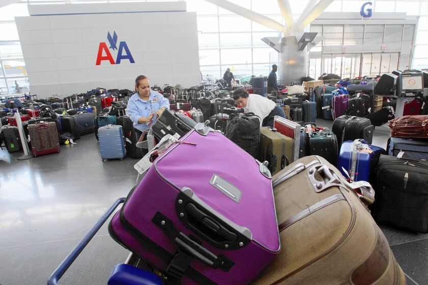 Lost luggage surprise: 97% of bags are found, returned within 2 days