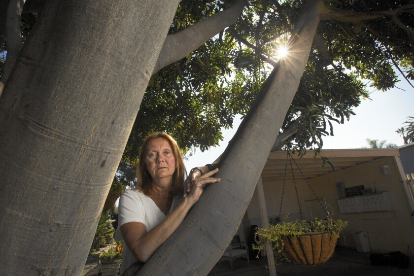 Mary Lappies of Oceanside