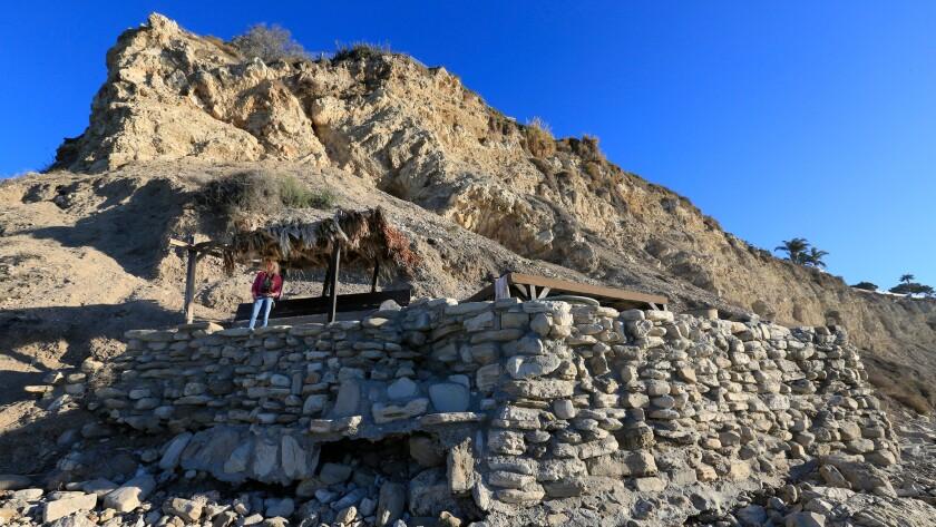 """Lunada Bay """"fort"""""""