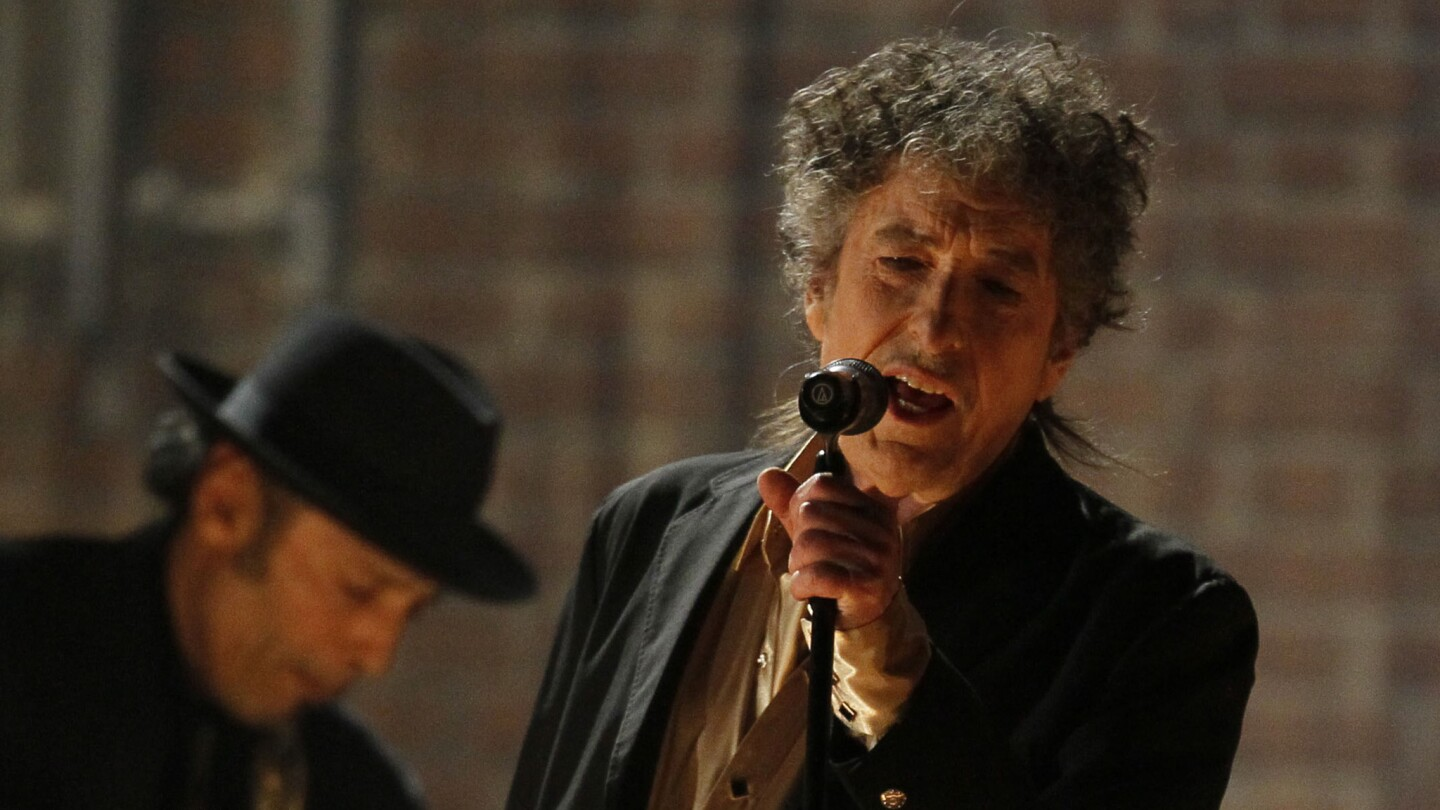Bob Dylan's lengthy career is difficult to sum up. The restless and prolific innovator has sold more than 100 million albums, won Grammys, Golden Globes and Oscars and is in the Rock and Roll Hall of Fame. Check out highlights of his legendary life.