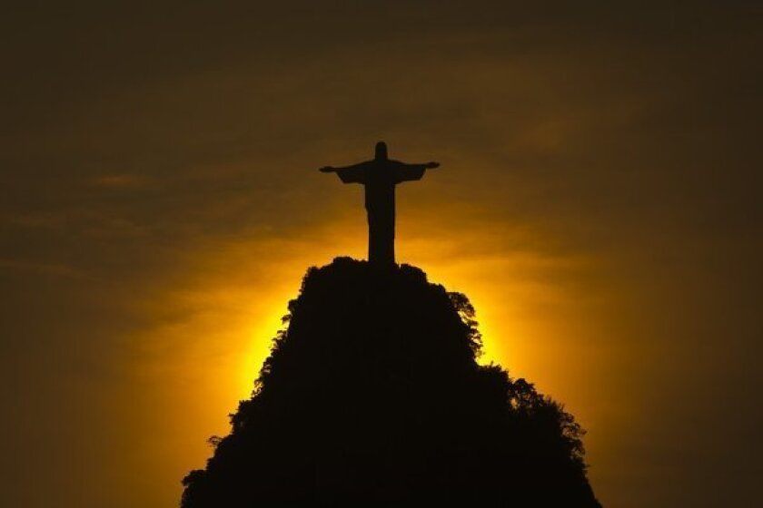 2012 ranked among one of the 10 warmest years on record, according to new global temperature data from NASA and NOAA. Rio de Janeiro hit a record of 109.7 degrees in December.