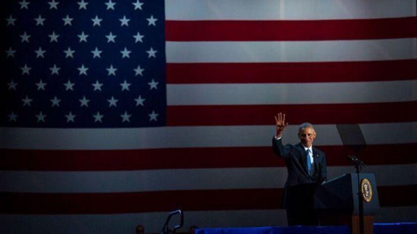 Según los expertos, la presencia de Obama en la Casa Blanca normalizó el papel de los negros en posiciones de poder en EE.UU.