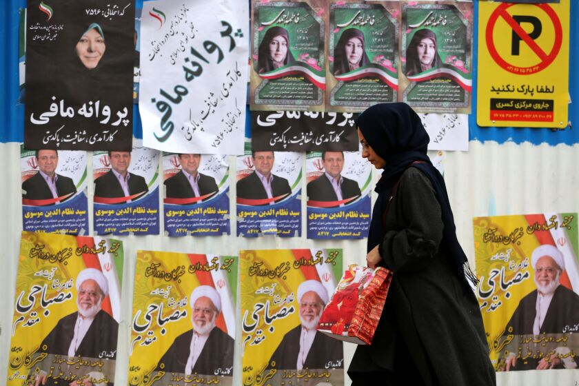Boycotts and disqualifications: how Iran's reformists are bracing for elections
