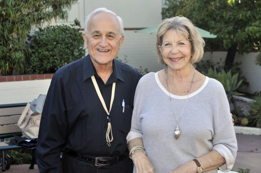 Pete De Luke, Jeanne Wheaton
