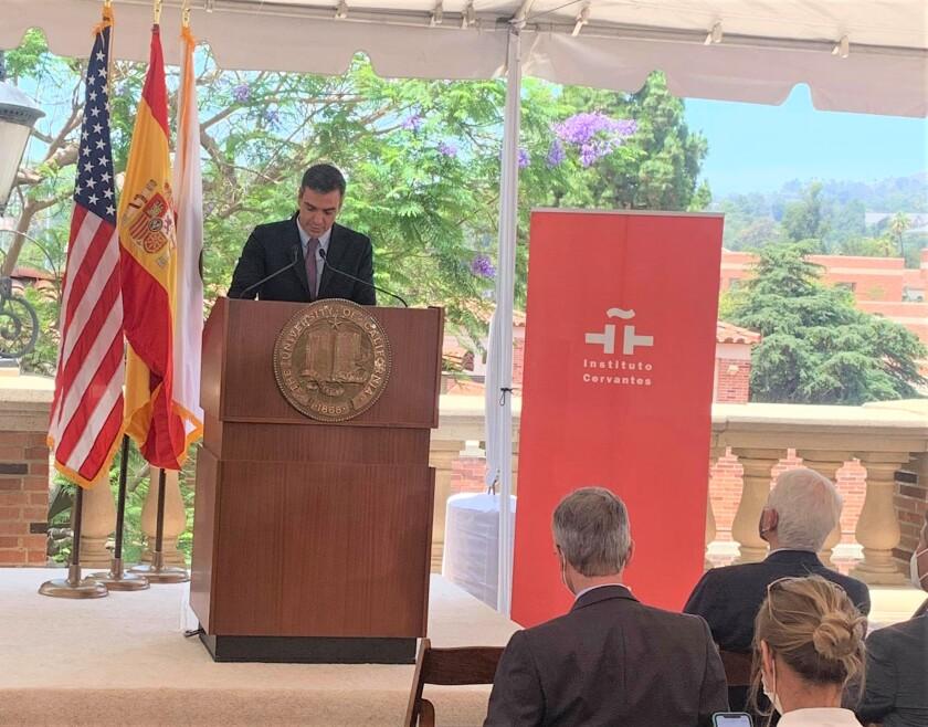 El presidente Pedro Sánchez indicó que el Consejo de Ministros
