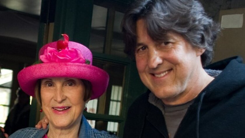 Alice and Cameron Crowe