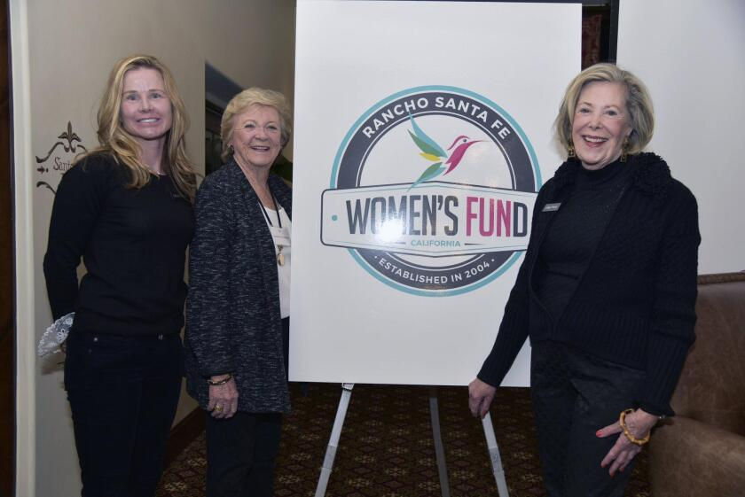RSF Women's Fund hosts Carson Kressley at Membership Meeting