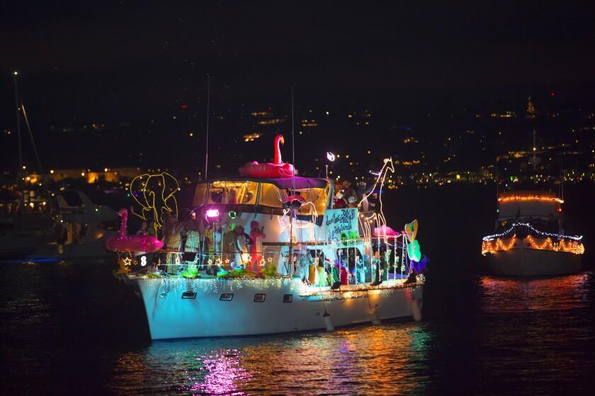 SD Bay Parade of Lights