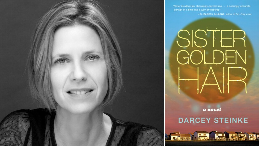 Review: Darcey Steinke's 'Sister Golden Hair' a winning tale