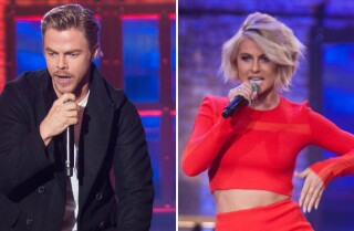 'Lip Sync Battle' hits a chord with viewers, Julianne and Derek Hough show you why