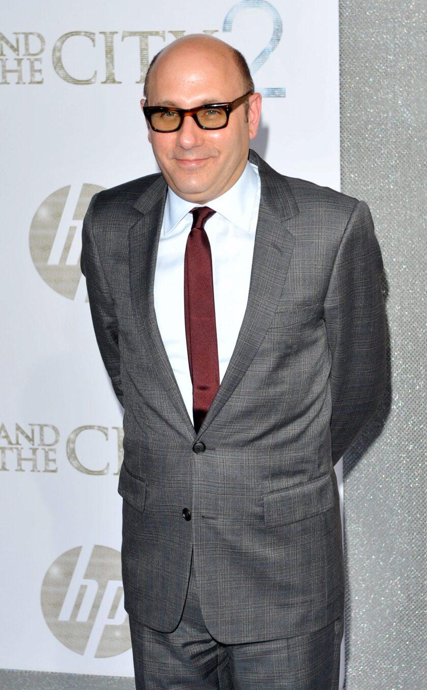 Fotografía de archivo donde aparece el actor estadounidense Willie Garson.