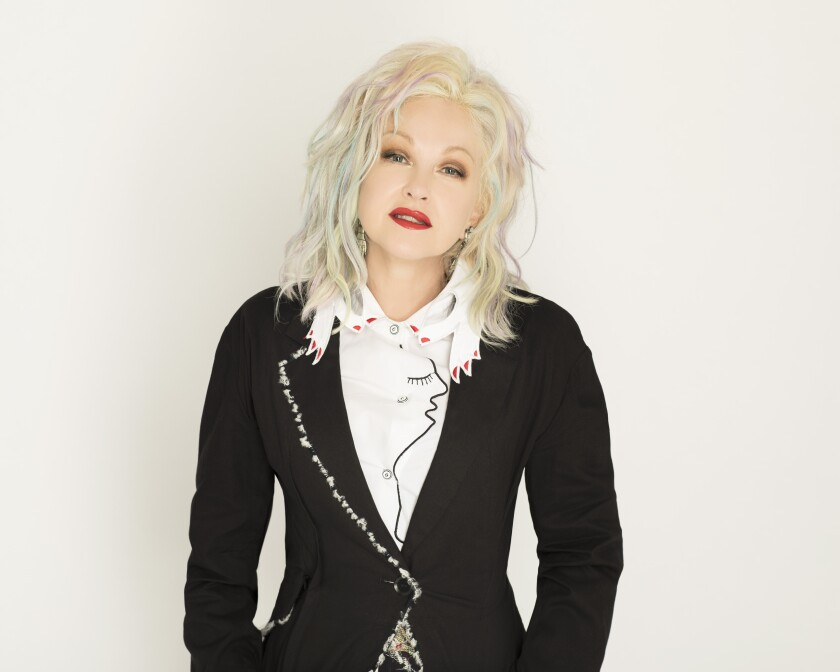 Cyndi Lauper sees herself in Billie Eilish and Lizzo: They're 'not about being an object'