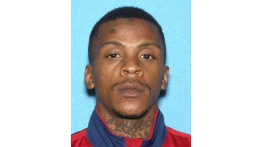 Eric Holder, identificado como sospechoso en el homicidio de Nipsey Hussle, en una foto sin fecha proporcionada por el Departamento de Policía de Los Ángeles. (LAPD).