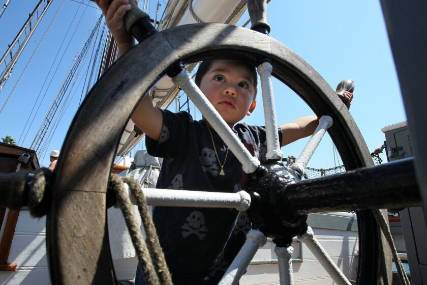 Chula Vista's annual HarborFest brings boats, music, food trucks and family-friendly fun to Bayside Park on Saturday, Aug. 17.