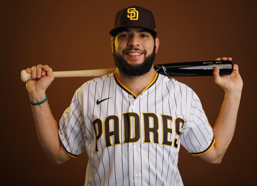 San Diego Padres Hudson Potts.
