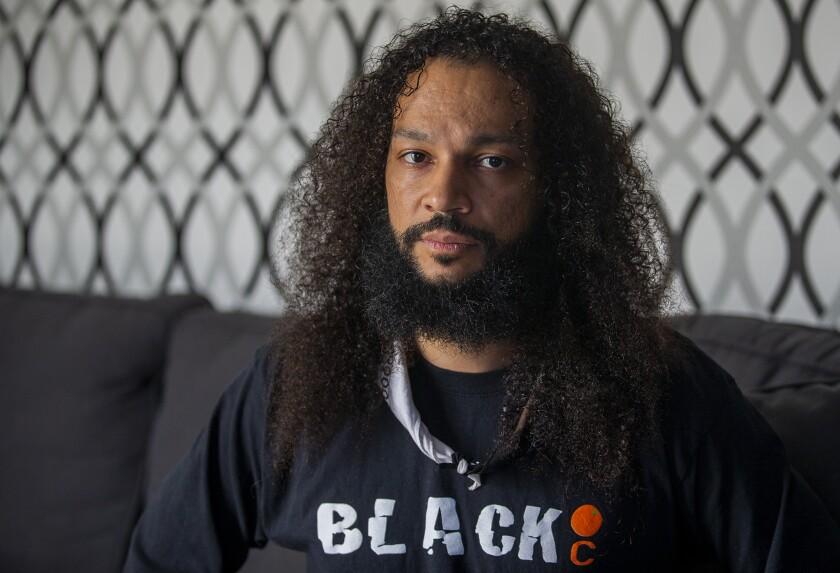 Ferin Kidd started the activist group Black OC.