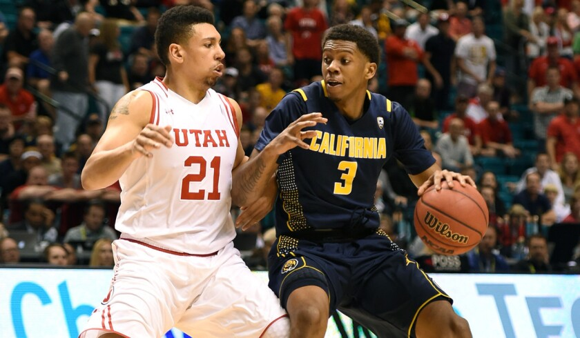 College basketball: California loses starting point guard Tyrone Wallace