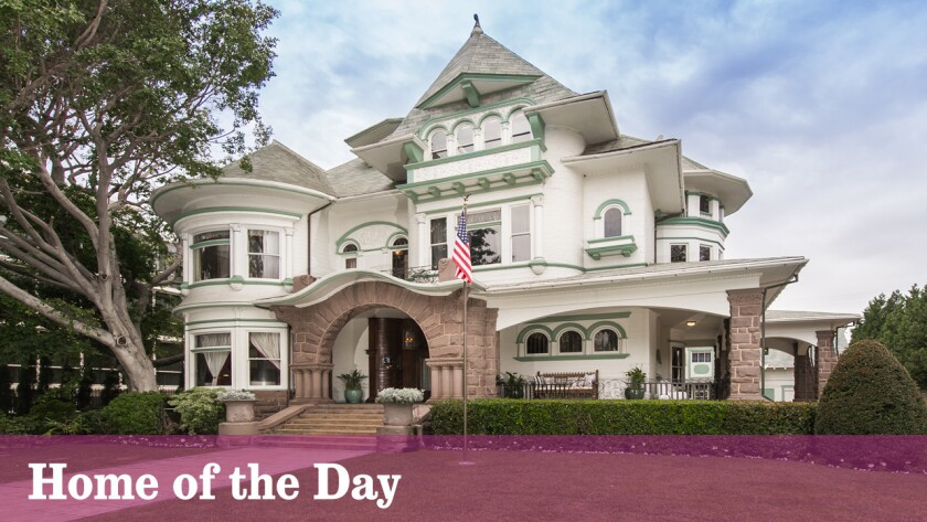 Home of the Day: John C. Austin's Higgins House in Windsor Square