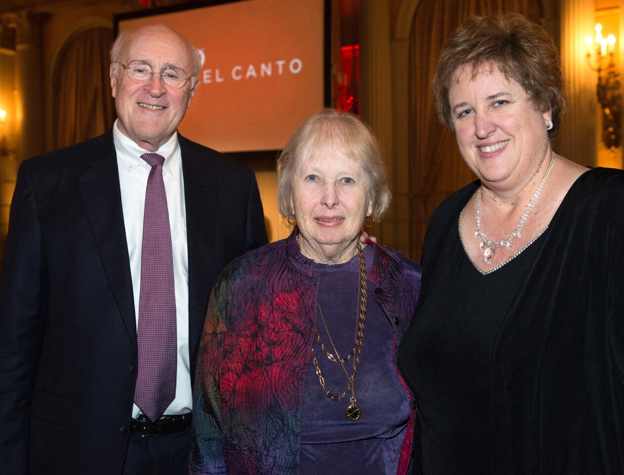 Photo Gallery: Music-filled LACC fundraiser honors Placido Domingo