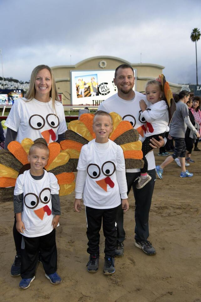 Del Mar Family Mile Fun Run