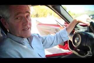 Highway 1: 2015 Alfa Romeo 4C