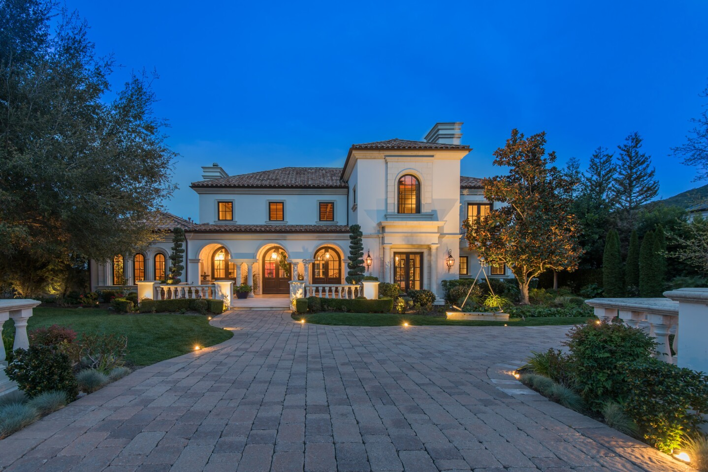 Armand Marciano's Thousand Oaks home | Hot Property