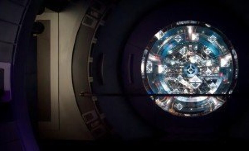 Enders Game time travel Gate B.
